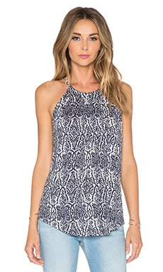 Joie Amarey B Tank in Dark Navy