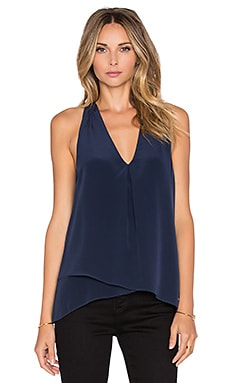 Joie Battista Tank in Dark Navy