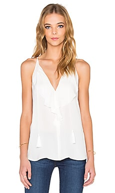 Joie Georgette Alipha Tank in Porcelain