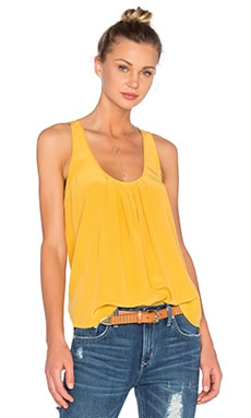 Mint Tank in Tulum Yellow