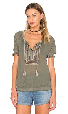Joie Feray Top in Cypress