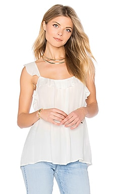 Petal Ruffle Cami