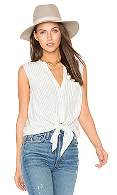 Edalette Button Down Tank