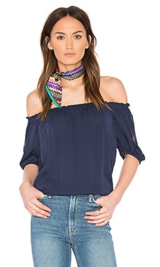 Kendal Top en Dark Navy