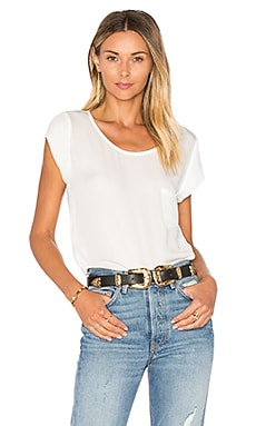 Rancher Top in Porcelain