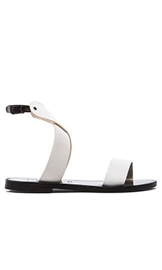 Joie Ravenna Sandal in Black & White