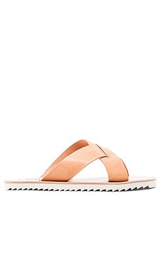 Joie San Remo Sandal in Natural