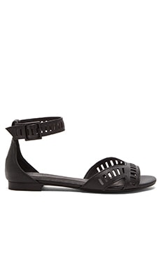 Joie Luca Sandal in Black