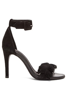 Pippi Heel in Black