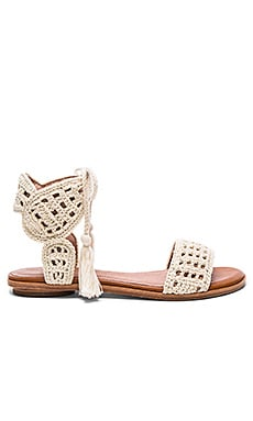 Jolee Sandal in Natural