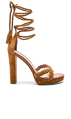 Flo Heel in Whiskey
