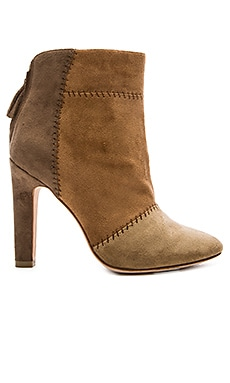 Briona Bootie in Chestnut Multi