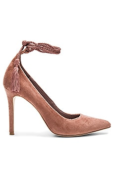 Angelynn Heel in Vintage Rose