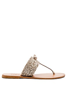 Nice Sandal in Gravel