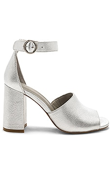 Lahoma Metallic Heel