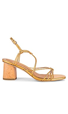 Сандалии с ремешками malti - Joie Открытый носок фото