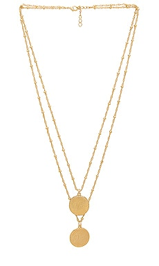 Non & Oui Necklace joolz by Martha Calvo $150 BEST SELLER