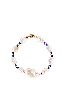 BRACELET INTO THE BLUE joolz by Martha Calvo $66