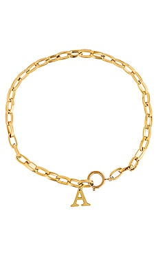 COLLAR INITIAL joolz by Martha Calvo $215