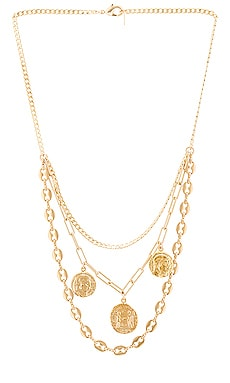 Ambition Necklace joolz by Martha Calvo $187