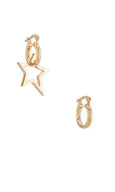 Starstruck Earrings joolz by Martha Calvo $43