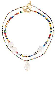Cape Necklace Set joolz by Martha Calvo $101