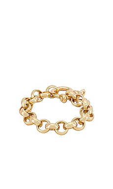 BRACELET ROLLING IN CHAIN joolz by Martha Calvo $59