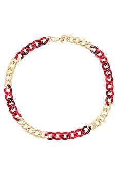 Alternating Havana Necklace joolz by Martha Calvo $85