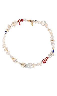Alessa Pearl Necklace joolz by Martha Calvo $198