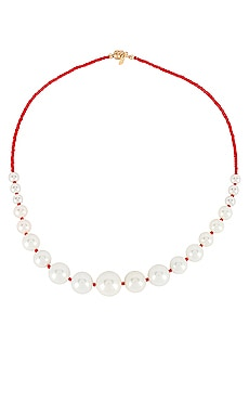 Crescendo Necklace joolz by Martha Calvo $116