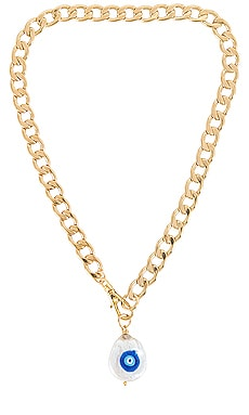 Protect Your Energy Necklace joolz by Martha Calvo $165