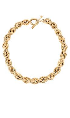 Amina Necklace joolz by Martha Calvo $187