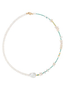 The Pacific Necklace joolz by Martha Calvo $121