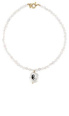 Yin To My Yang Necklace joolz by Martha Calvo $150