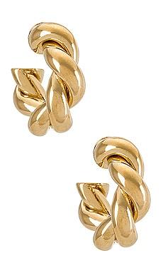 Mini Rope Hoops joolz by Martha Calvo $114 BEST SELLER