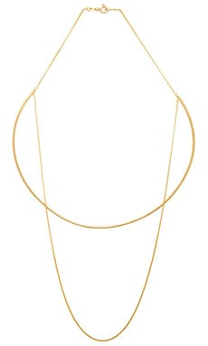 COLLIER RAS-DE-COU CHAINE SIMPLE