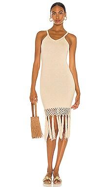 Tassels Midi Dress JoosTricot $307 Sustainable