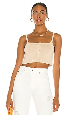 Button Down Cami JoosTricot $79 Sustainable