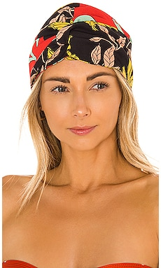 Beak Splendor Turban Johanna Ortiz $120 NEW
