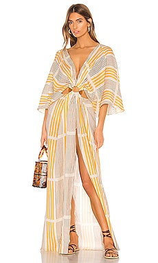 Paradise Midi Dress Johanna Ortiz $995