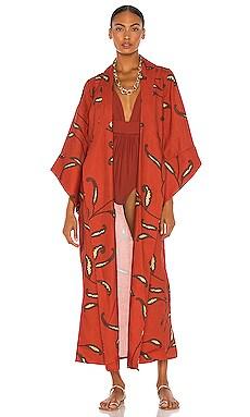 Caoba Soul Quest Kimono Johanna Ortiz $995