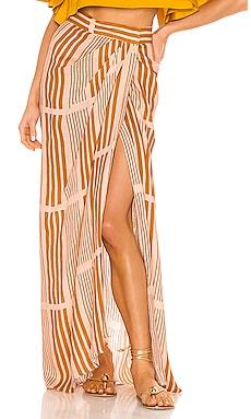 Directional Hypothesis Pareo Skirt Johanna Ortiz $485 NEW ARRIVAL