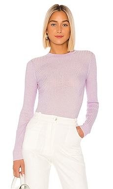 Light Merinos Rib Sweater Joseph $133