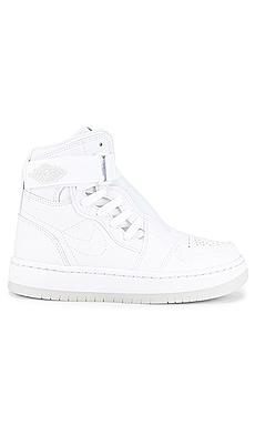 Кроссовки aj 1 nova - Jordan, Белый, Высокие