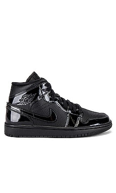 AJ 1 Mid Sneaker Jordan $110