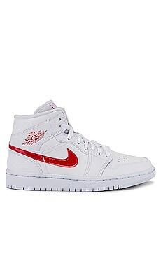 Air Jordan 1 Mid Sneaker Jordan $115 NEW