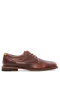 J SHOES William Derby in Ambra