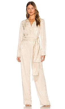 Julia Wrapped Jumpsuit JONATHAN SIMKHAI $695 Colecciones