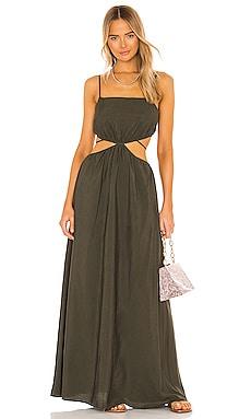 Amora Maxi Dress JONATHAN SIMKHAI $395