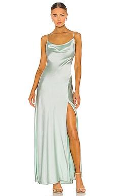 Finley Gown JONATHAN SIMKHAI $695 NEW